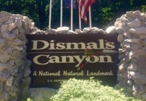 Dismal's Canyon