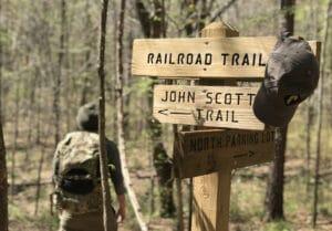 John B. Scott Trail